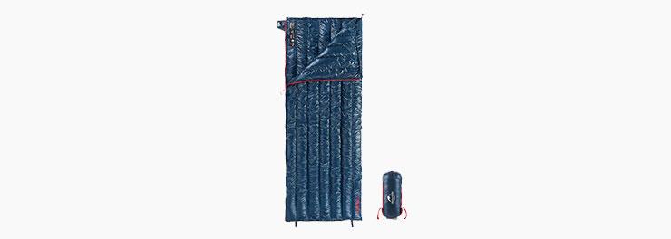 Сверхлегкий спальный мешок NatureHike