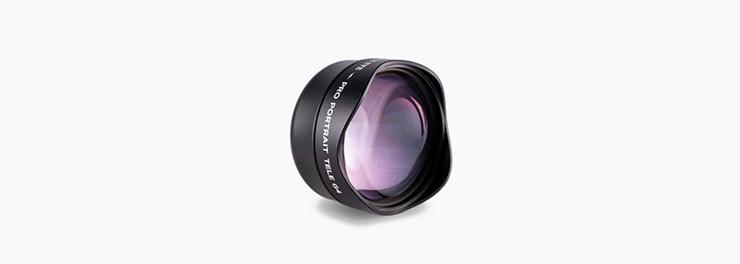 Black Eye Lens Pro Portrait Tele G4
