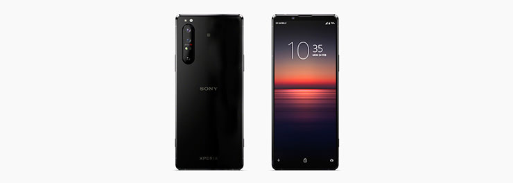 Sony Xperia 1 MKII