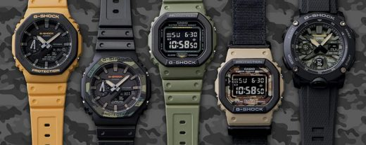 G-SHOCK Utility Color