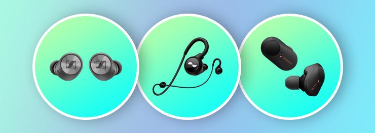 Лучшие беспроводные наушники-вкладыши с шумоподавлением
