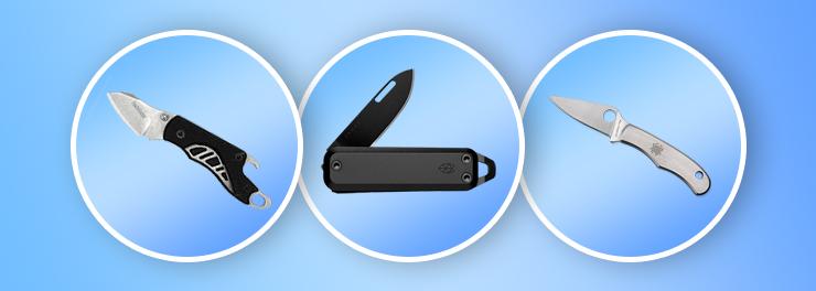 7 лучших ножей-брелоков на ключи 2020 года
