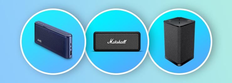 7 лучших портативных Bluetooth-колонок 2020 года