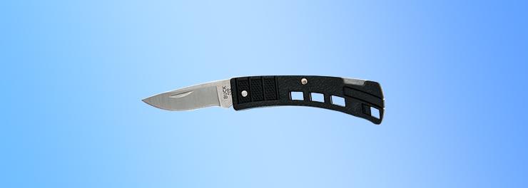 лучший компактный складной нож-брелок