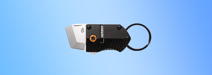 Лучший мини нож-брелок для ежедневного ношения