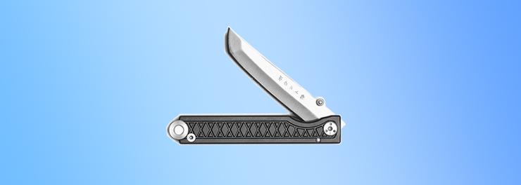 самый легкий нож-брелок на ключи