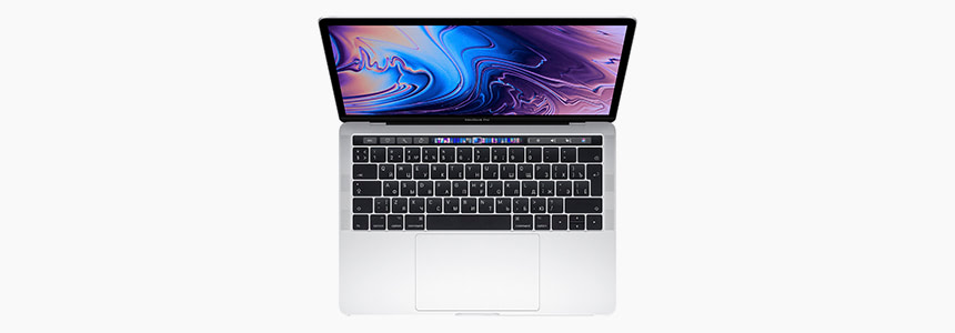 MacBook Pro с Touch Bar (13-inch, mid-2019)