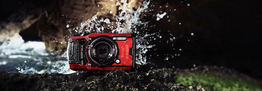 6 лучших водонепроницаемых фотокамер 2021 года