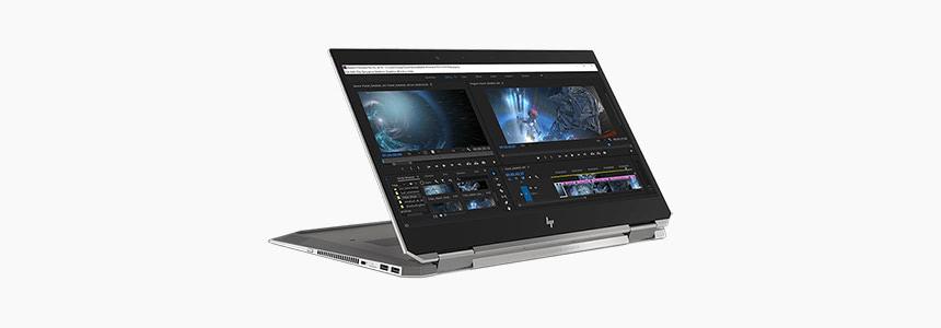 HP ZBook Studio ×360