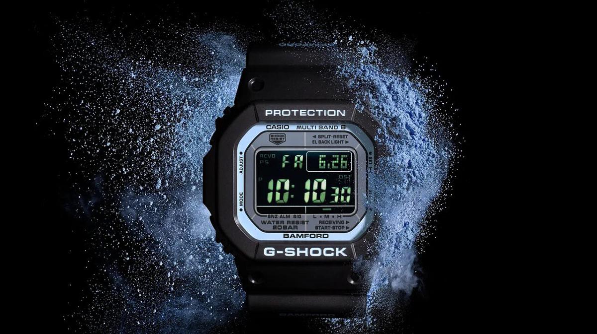 G-SHOCK × Bamford London