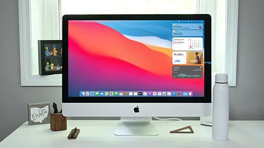 4 лучших iMac для видеомонтажа и фотографов 2021 года